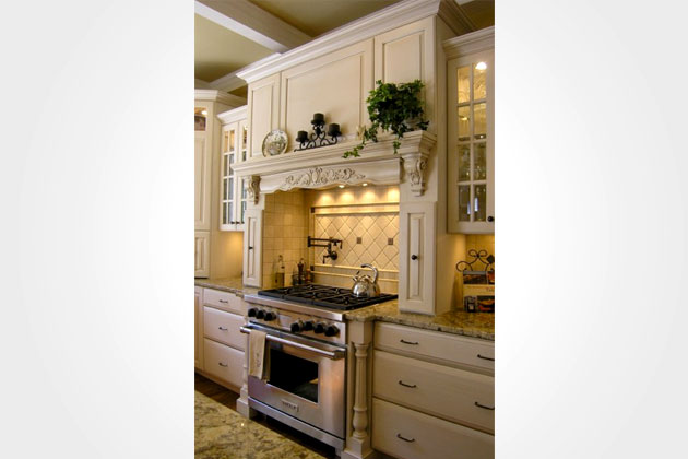 Traditional kitchens contemporary kitchen designs for Build frameless kitchen cabinets